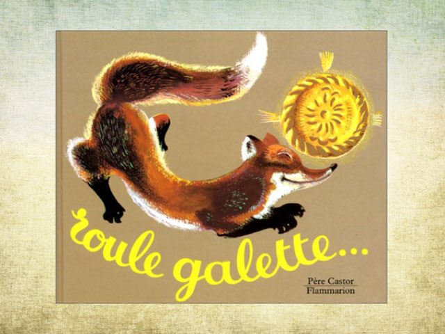 Roule Galette by Nathalie Guey