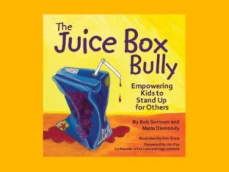 Juice Box Bully by Ellen Weber