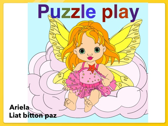 Puzzle Play 3 by Liat Bitton-paz
