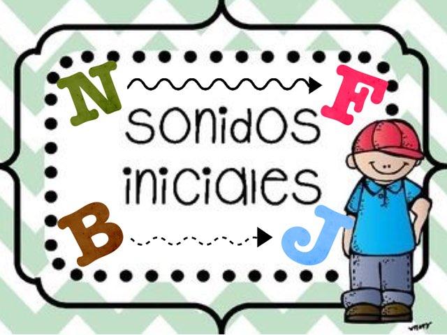 TECC Sonidos Iniciales 3 by Sara Burgueño Peña