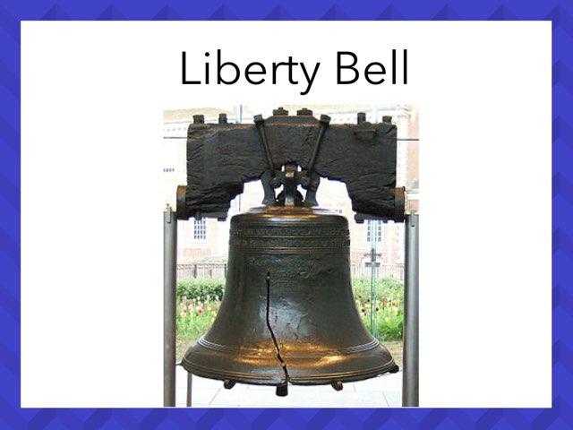 Liberty bell by Hulstrom 1st Grade
