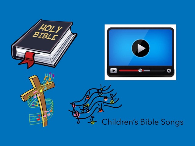 Bible Songs: Children #1 by Carol Smith
