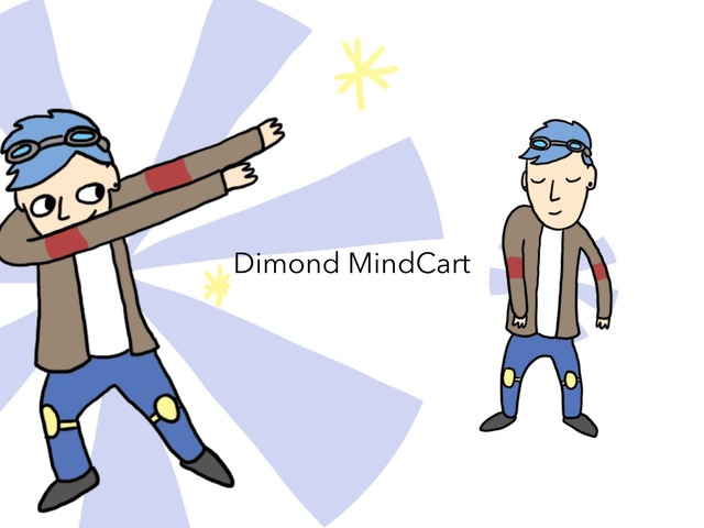 Dimond Mindcart And Wip And Nea Nea by Madison Sposato