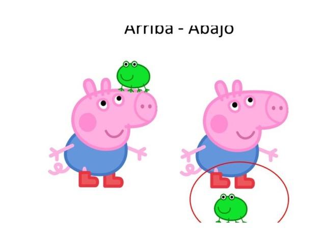 Conceptos ARRIBA ABAJO IÑAKI  by ComunicaTEA grupo de terapeutas