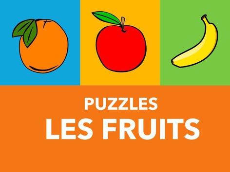 Puzzles - les fruits by Puzzle Land