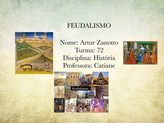 Nome: Artur Zanotto by Rede Caminho do Saber