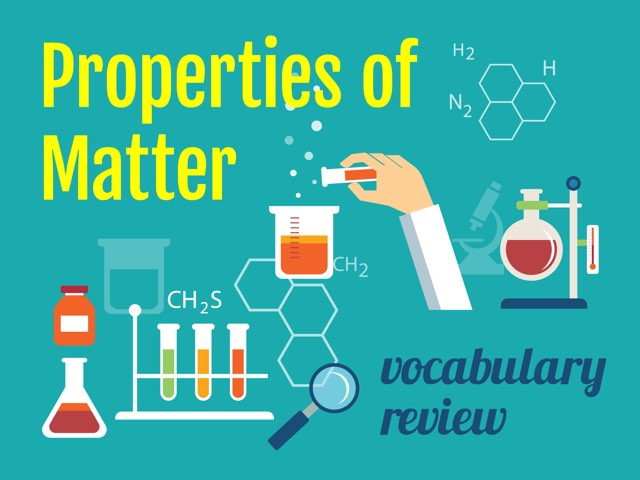 Properties Of Matter Review by Christy Nichols