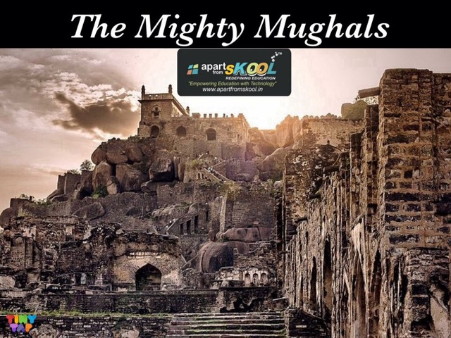The Mighty Mughals by TinyTap creator