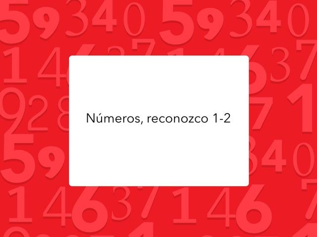 NÚMEROS 1-2 by LAURA PARDO