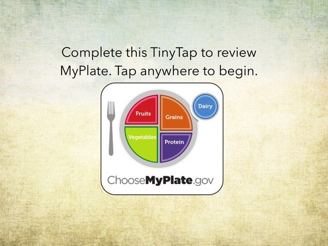 FCS MyPlate Review by Marisa Hodges
