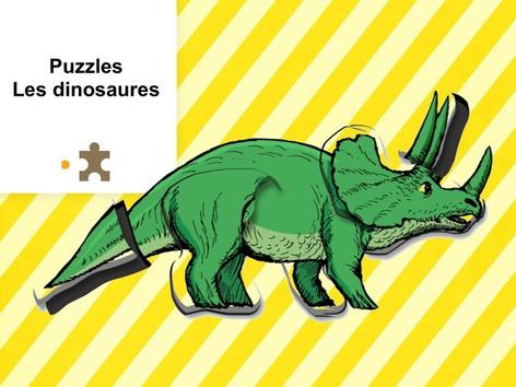 Puzzles - Les dinosaures by Mr. Puzzlez