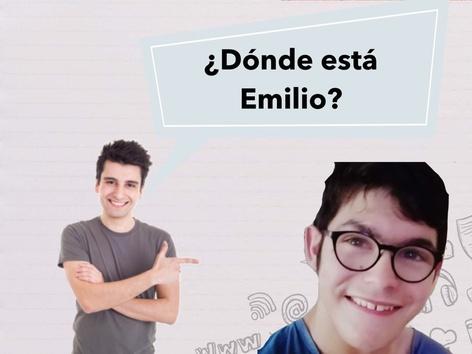 ¿Dónde Está Emilio? by Jose Sanchez Ureña
