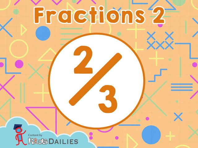 Fractions II by Kids Dailies