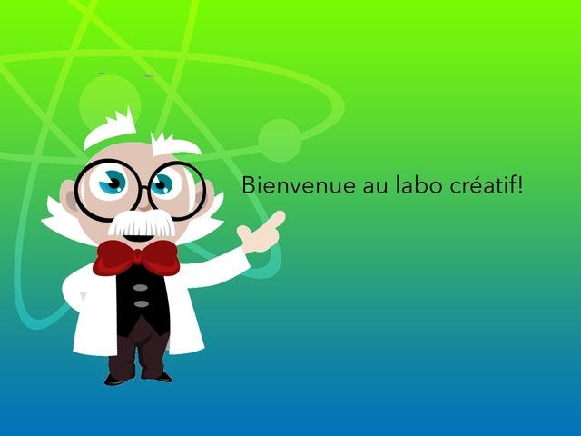 Labo Créatif  by Alexandra Papineau