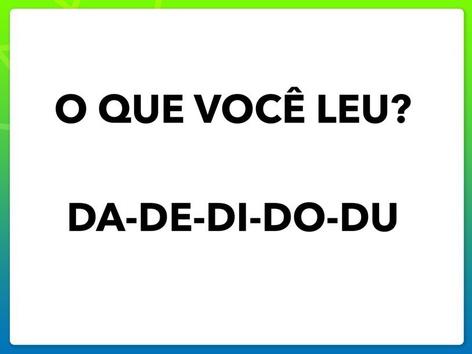 O QUE VOCÊ LEU? by Nucleo Aprendizagem