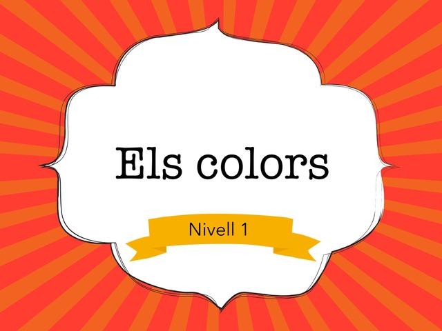 Els Colors 1 by Sara Farran