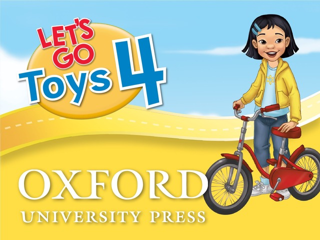 Let's Go: Toys - Let's Learn To Read by Oxford University Press