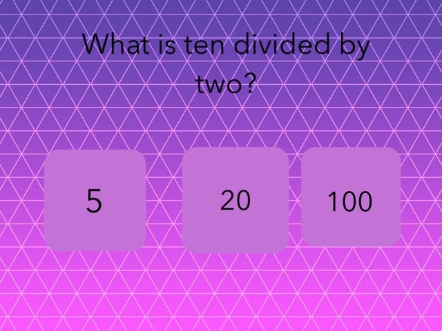 Marvellous Maths Quiz by Y6 Northway