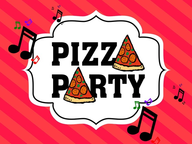 Pizza Party Rhythms by A. DePasquale