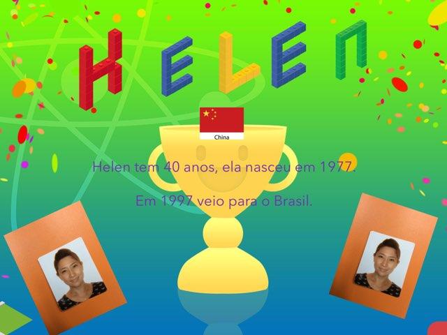Biografia Da Mãe 3 Ano Kelwin Liu  by Terceiro Ano Pueri Digital Aclimação
