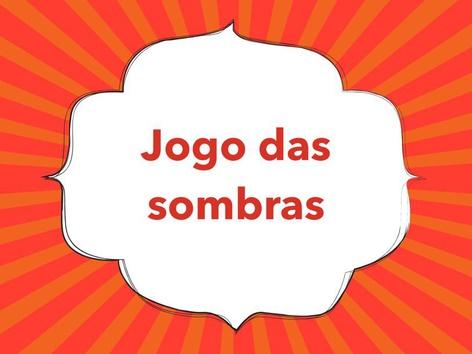 Jogo das sombras by Fabiana Silvério De Albuquerqu