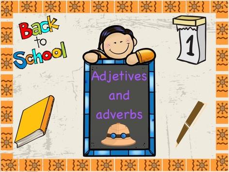 Adverbs And Adjetives by Paula