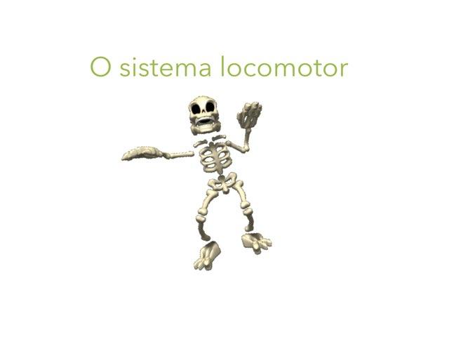 O Sistema Locomotor by David Pazos Lago
