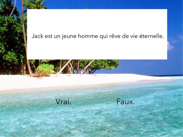 Jack by Cloé Malice