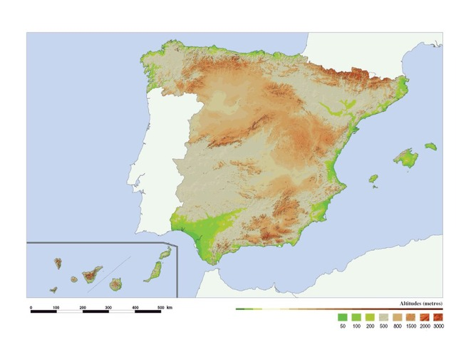 Los Sistemas Montañosos by Alexandra Lopez Ballero