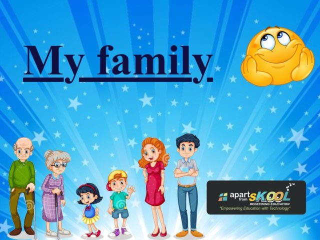 My Family by TinyTap creator