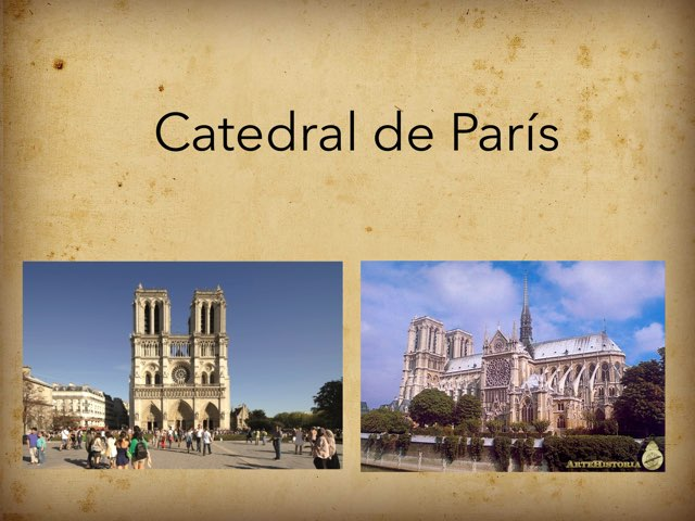 La Catedral de París by Samuel Lugilde