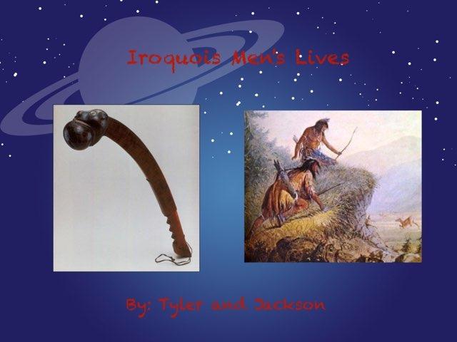 4S Iroquois Men's Lives by Gr Four