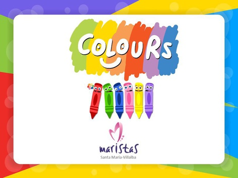 Let's Learn The Colors! by Maestra 2020