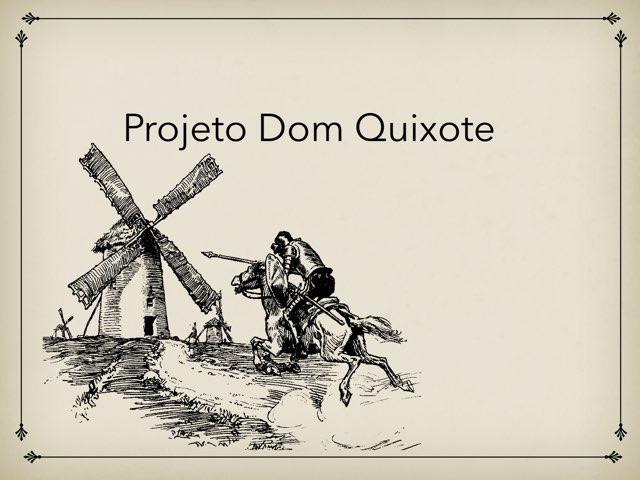 Jogos Dom Quixote  by Rede Caminho do Saber