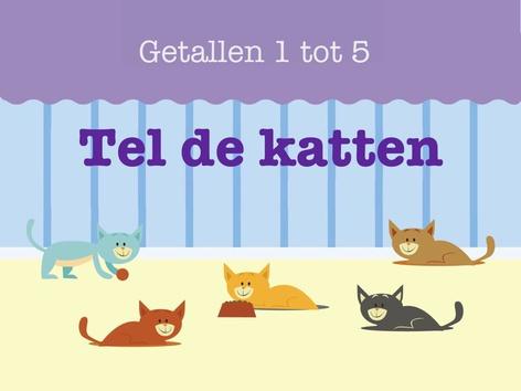 Tel De Katten by Miss Humblebee