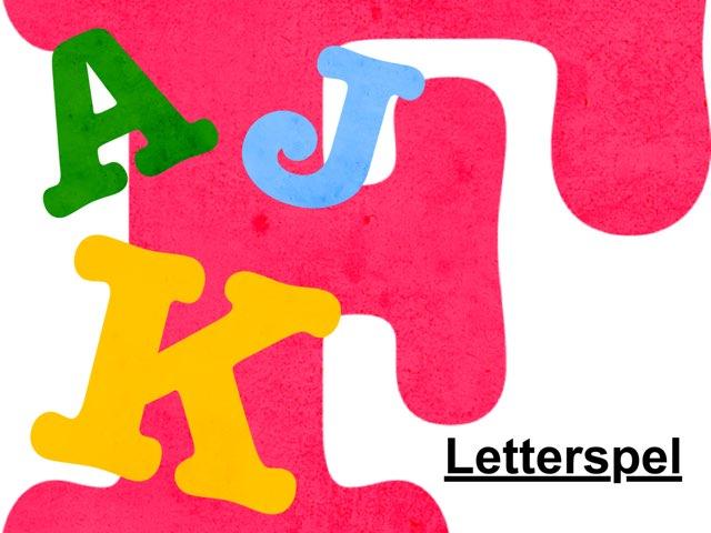 Letterspel by Fien Huys