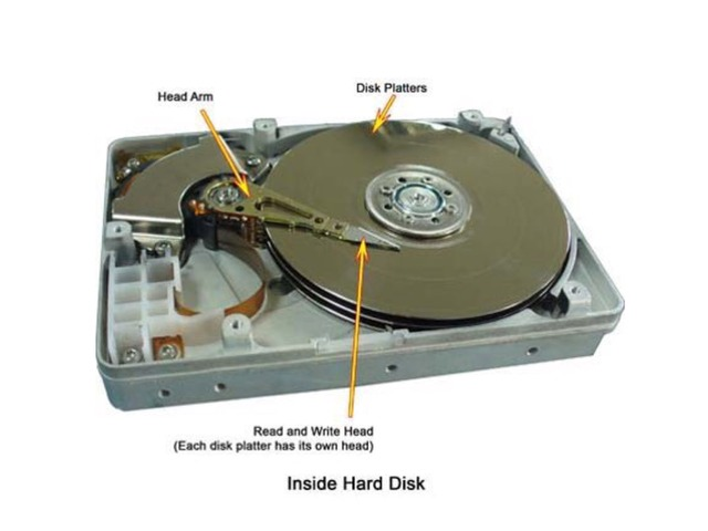 Hard Drive by Eman Abou Elghiet
