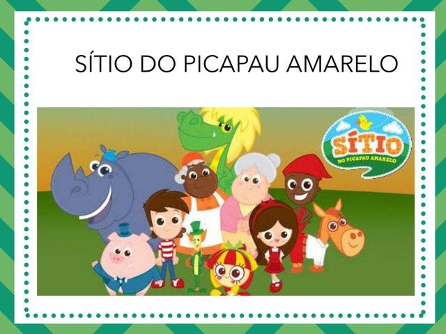 SÍTIO DO PICAPAU AMARELO by Miryam Bonadiu Pelosi