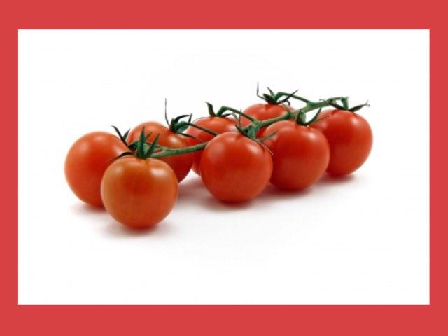 עגבניות שרי משחק  by שלומי לוי