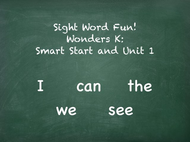 Sight Word Fun! Unit SS And 1 by Andrea Hurd