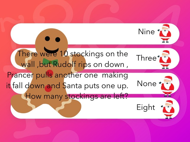 Christmas Maths By Ellie And Jasmine by Gemma Clarke
