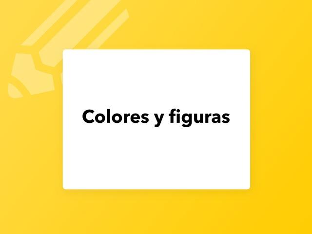 Colores Y Figuras  by Ahmed Almaliki