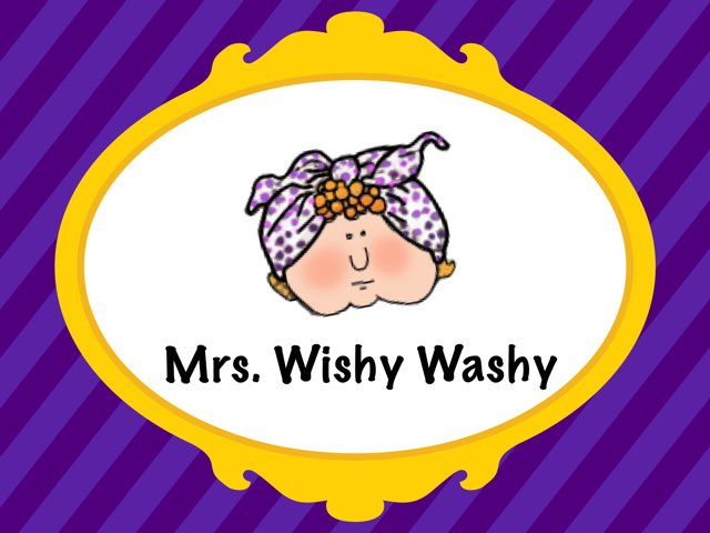 Mrs. Wishy Washy Wh- Questions by Kirsten Re