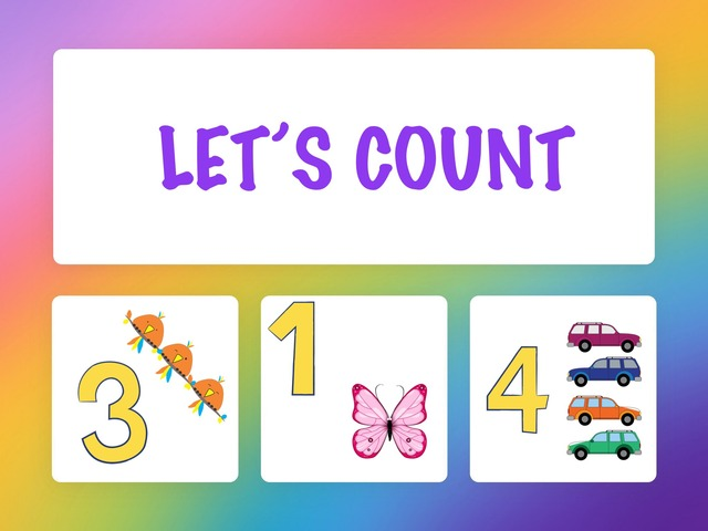 Let's Count by Hadi  Oyna