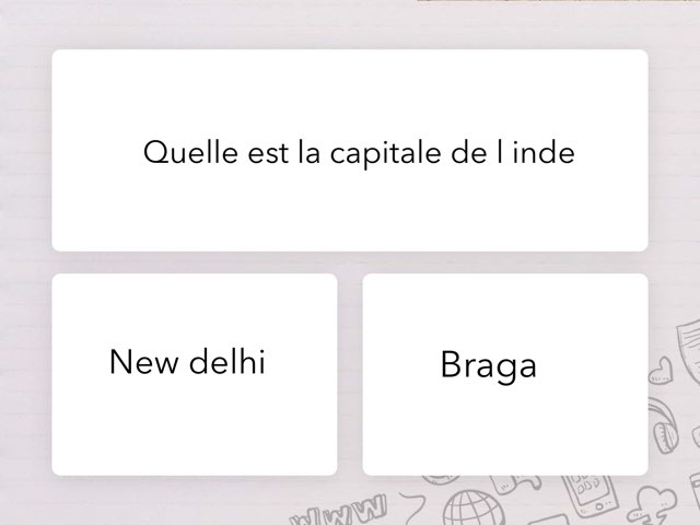 Inde by Mme Mialaret