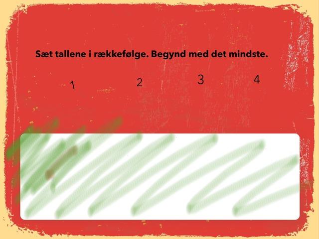 Talrække - Prøve by Maria Axelsen
