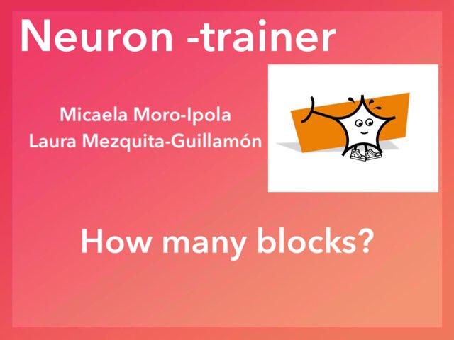 How Many Blocks by Micaela Moro