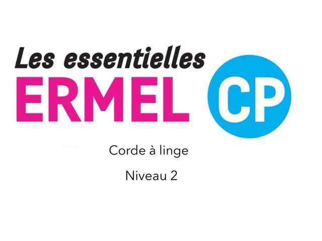 Corde À Linge N°2 -ERMEL CP by Fabien EMPRIN