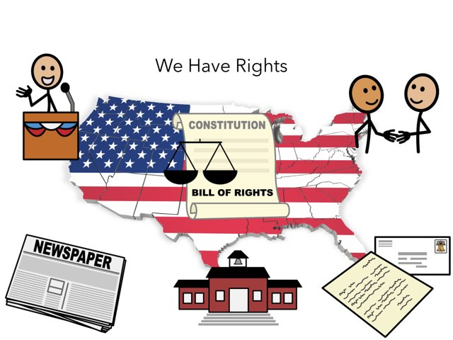 We Have Rights by Vicki Clarke