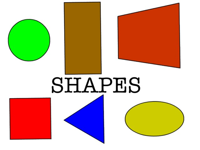 Learn  Your Shapes In English by English Time